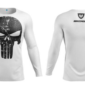 Bluza Termo Punisher White Lycra®
