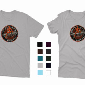 T-Shirt Miss Bikewolf